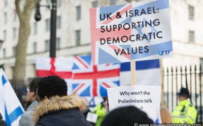 Event Report: Welcoming Netanyahu to the UK