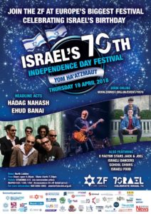 Israel's 70th Independence Day Festival