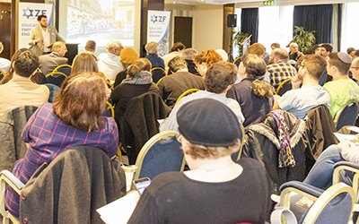 Zionist Federation holds 120th AGM