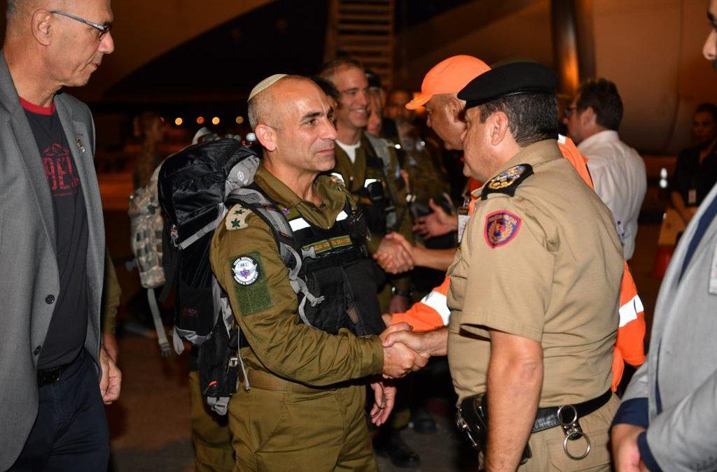 Israel sends emergency delegation to Brazil