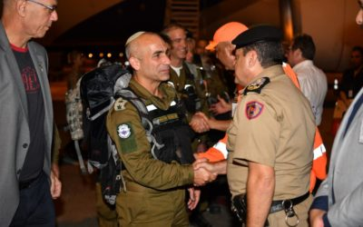Israel sends emergency delegation to Brazil