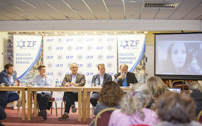 ZF Hosts Election Panel Event