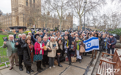 2019 Lobby Day for Israel