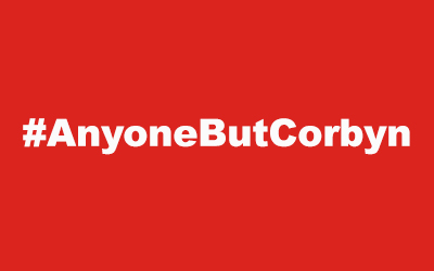 As Simple as ABC: Anyone But Corbyn!