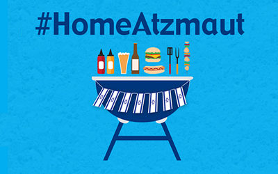 #HomeAtzmaut: Celebrating Israel's 72nd birthday in lockdown