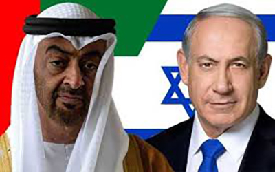 Normalising diplomatic relations: Israel and the UAE