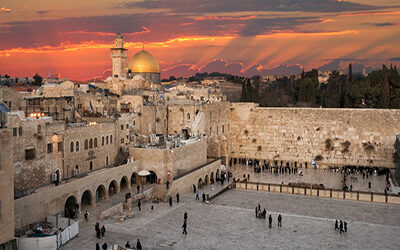 Recognising Jerusalem's importance to Israel