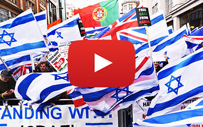 Solidarity with Israel: The Rally