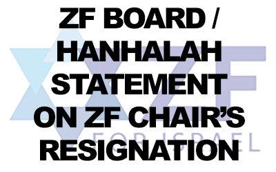ZF Hanhalah statement on Paul Charney's resignation